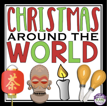 CHRISTMAS AROUND THE WORLD: Interesting Readings & Comprehension Questions