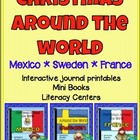 Christmas Around the World - Bundle 1- Sentence Shuffle Trio