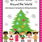 Christmas Around the World (Mini Research Templates for Wr