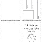 Christmas Around the World Passport and Stamps