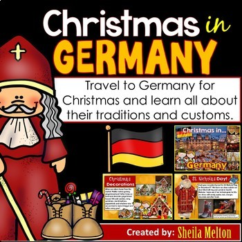 Christmas Around the World PowerPoint: Germany