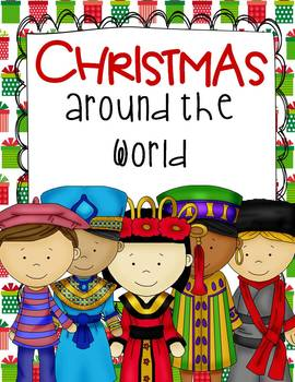 Christmas Around the World Reading, Writing, and Craft