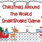 Christmas Around the World SmartBoard and word search