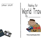 Christmas Around the World Travel Book Writing Literacy Center 
