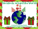 Christmas Around the World Unit Activities