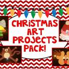 Christmas Art Projects Pack