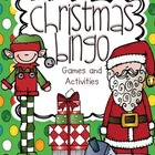 Christmas BINGO and Activities