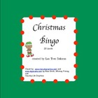 Christmas Bingo- English