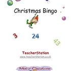 Christmas Bingo