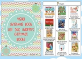 Christmas Book List (visual): 540 Christmas Books Teacher'