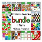 Christmas Bundle 1 {Graphics for Commercial Use}