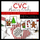 Christmas CVC Cards