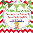 Christmas Centers Polar Express Math and Literacy Centers 