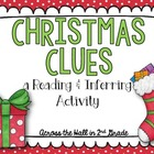 Christmas Clues {a Christmas-Themed Inferring and Reading