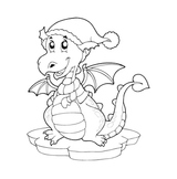 Christmas Coloring Book: Over 60 Adorable Christmas Colori