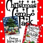 Christmas Combo Pack ~ Language Arts & Mathematics Unit
