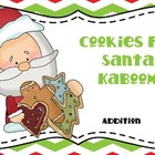 Christmas Cookies Kaboom Addition Game