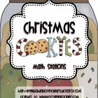 Christmas Cookies Math Stations