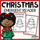 Christmas Counting Book {Emergent Reader}