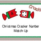 Christmas Cracker Number Match-Up