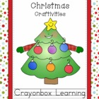 Christmas Craftivities - Crayonbox Learning