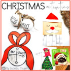 Christmas Creations-Primary Literacy and Crafts