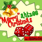 Christmas Dice Game (&quot;Merry&quot;ahtzee Christmas)