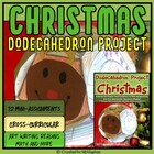 Christmas Dodecahedron Project Kit