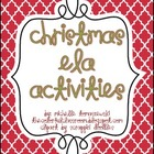 Christmas ELA Activities