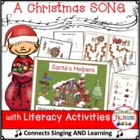 Christmas Elves: Santa's Helpers -  Shared Reading Singable