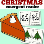 Christmas Emergent Reader: Five Senses of Christmas