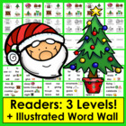 Christmas Emergent Readers and Harder-3 Levels-4 Versions