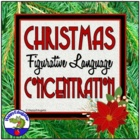 Christmas Figurative Language Concentration PowerPoint Game