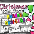 Christmas Flippables for INTERACTIVE NOTEBOOKS {basic read