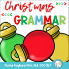 Christmas Grammar: Activities for Speech and Language Inte