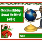 Christmas Holidays Around the World Packet