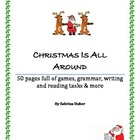 Christmas Is All Around (51 pages)