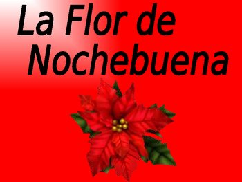 Christmas (La Navidad) Vocabulary Power Point (45 slides)