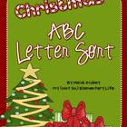 Christmas Letter Sort
