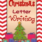 Christmas Letter Writing aligned with Common Core