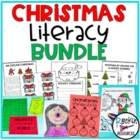 Christmas Literacy Bundle of Activities- Common Core Aligned