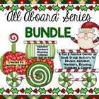 Christmas Literacy & Math Centers Super Pack! 4 Packs! Tra