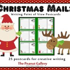 Christmas Mail (Writing Point of View Postcards)
