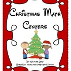 Christmas Math Centers by Nichole Leib