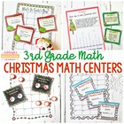 Christmas Math Centers for the Common Core Standards