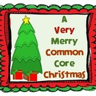 Christmas Math Freebie (Common Core Activities)