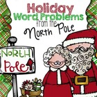 Christmas Math Fun with Daily Word Problems