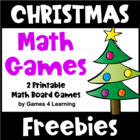 Christmas Math Games