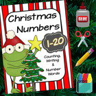 Christmas Math (Numbers 1-20)