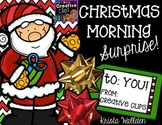 Christmas Morning Surprise: Limited Edition Set {Creative